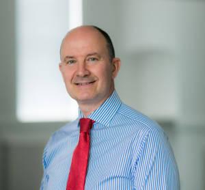 Portrait of staff member Ian Higgs
