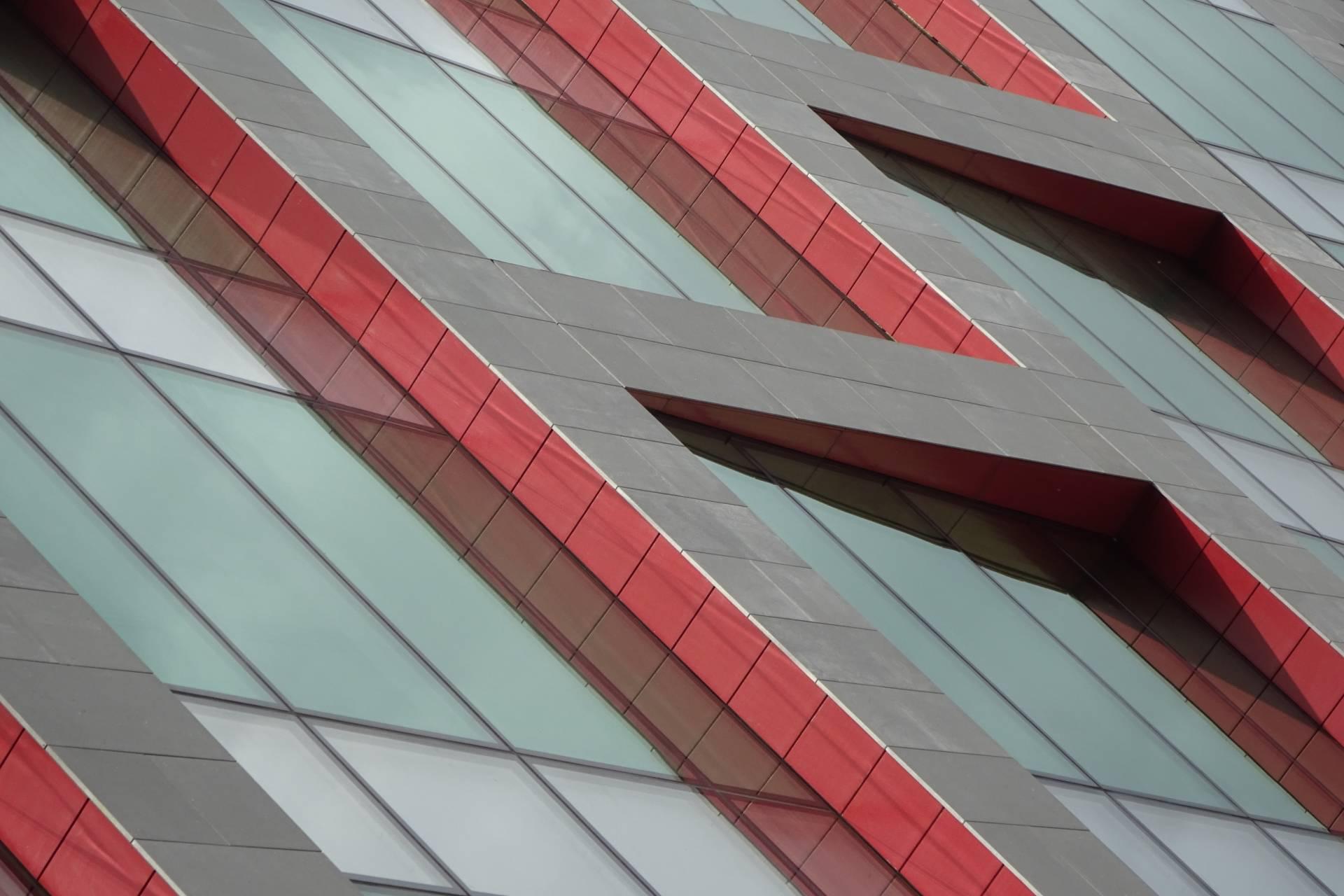 One New Bailey external facade