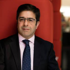 Portrait of staff member Ali Gorjestani
