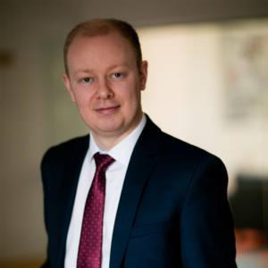 Portrait of staff member Andrew Cobbold