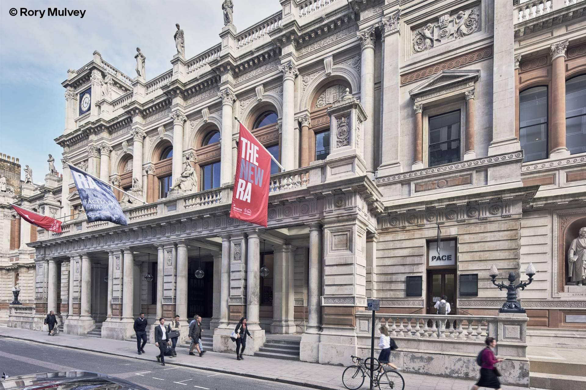 Royal Academy of Arts Entrance