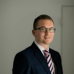 Portrait of staff member Chris Hollidge