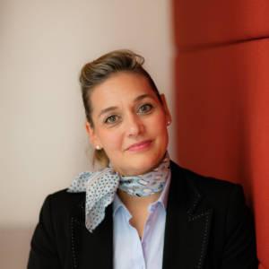 Portrait of staff member Christina Stoltz