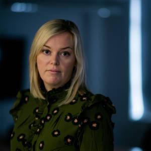 Portrait of staff member Eleanor Binns