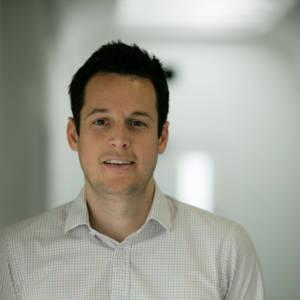 Portrait of staff member Jonathan Pascall