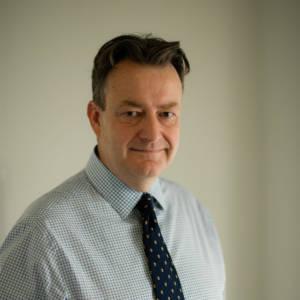 Portrait of staff member Julian Kent