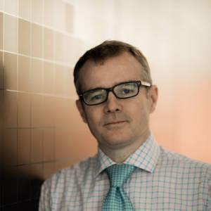 Portrait of staff member Keith Davies