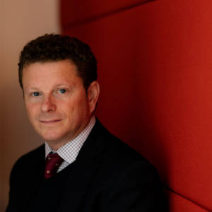 Portrait of staff member Rupert Seldon