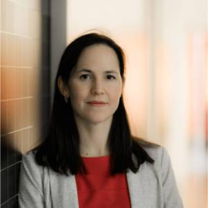 Portrait of staff member Ruth Oates