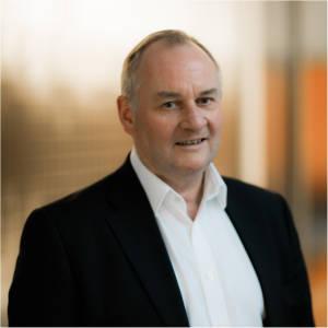 Portrait of staff member Tony Smith