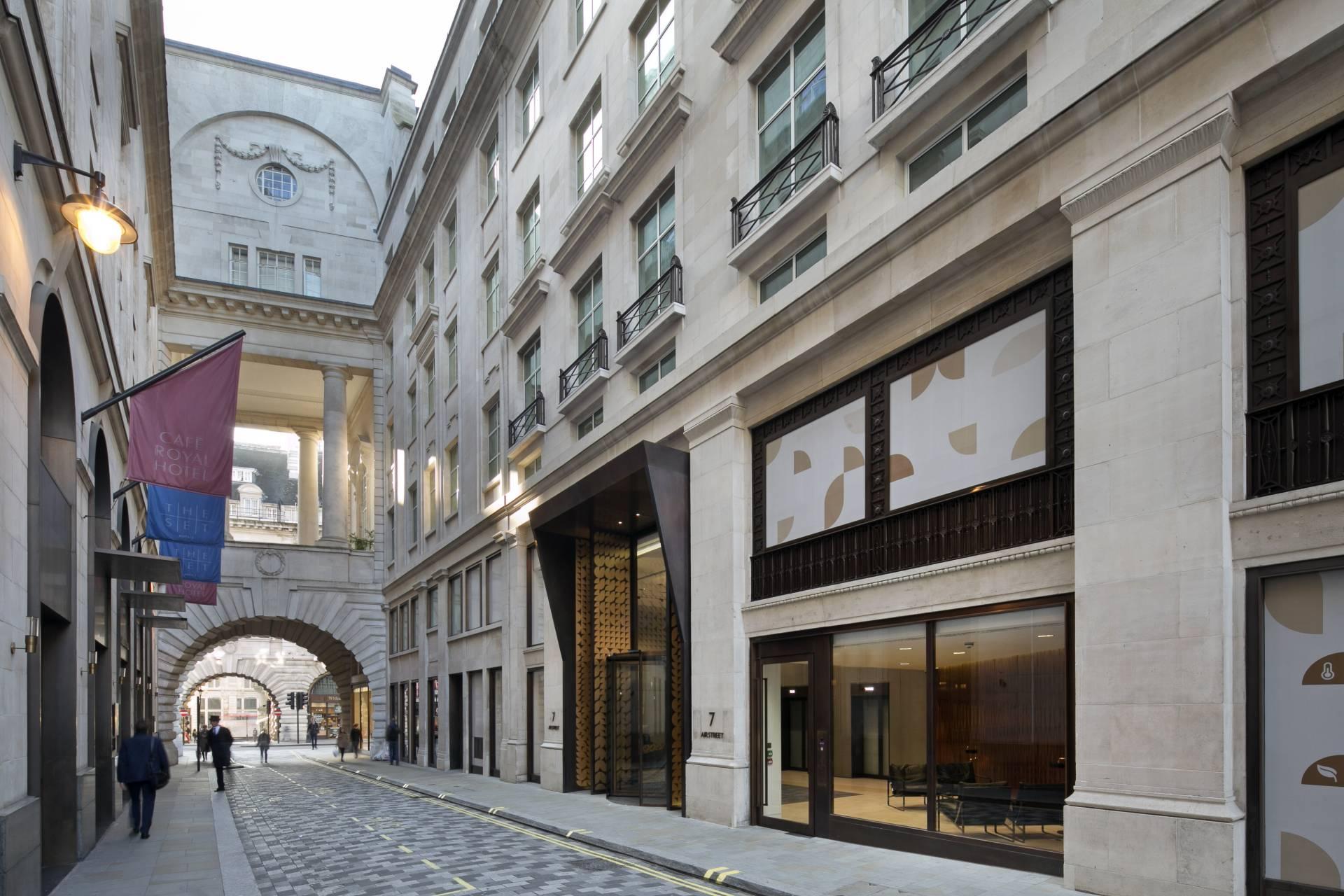 7 air street archway