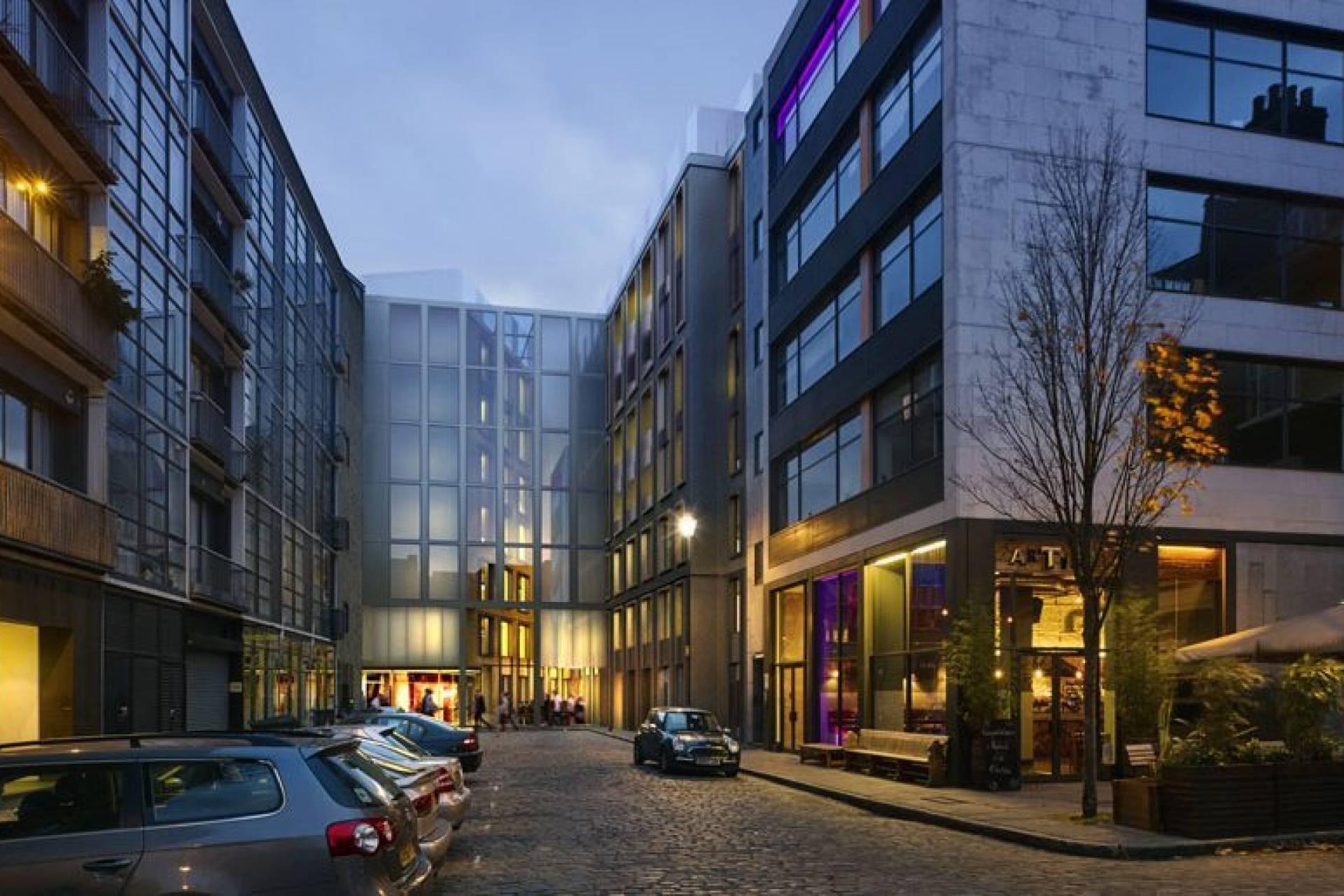 Yotel Clerkenwell Road hotel