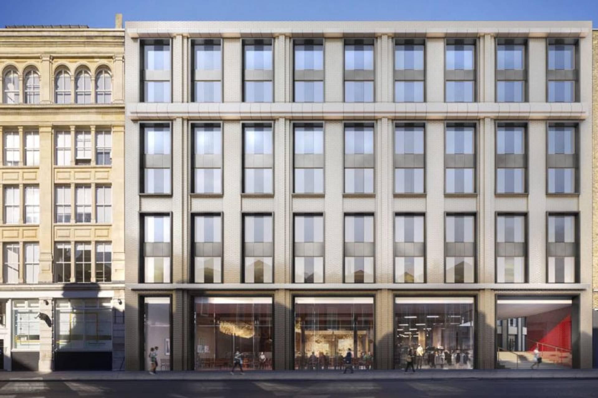 Yotel Clerkenwell Road Hotel facade