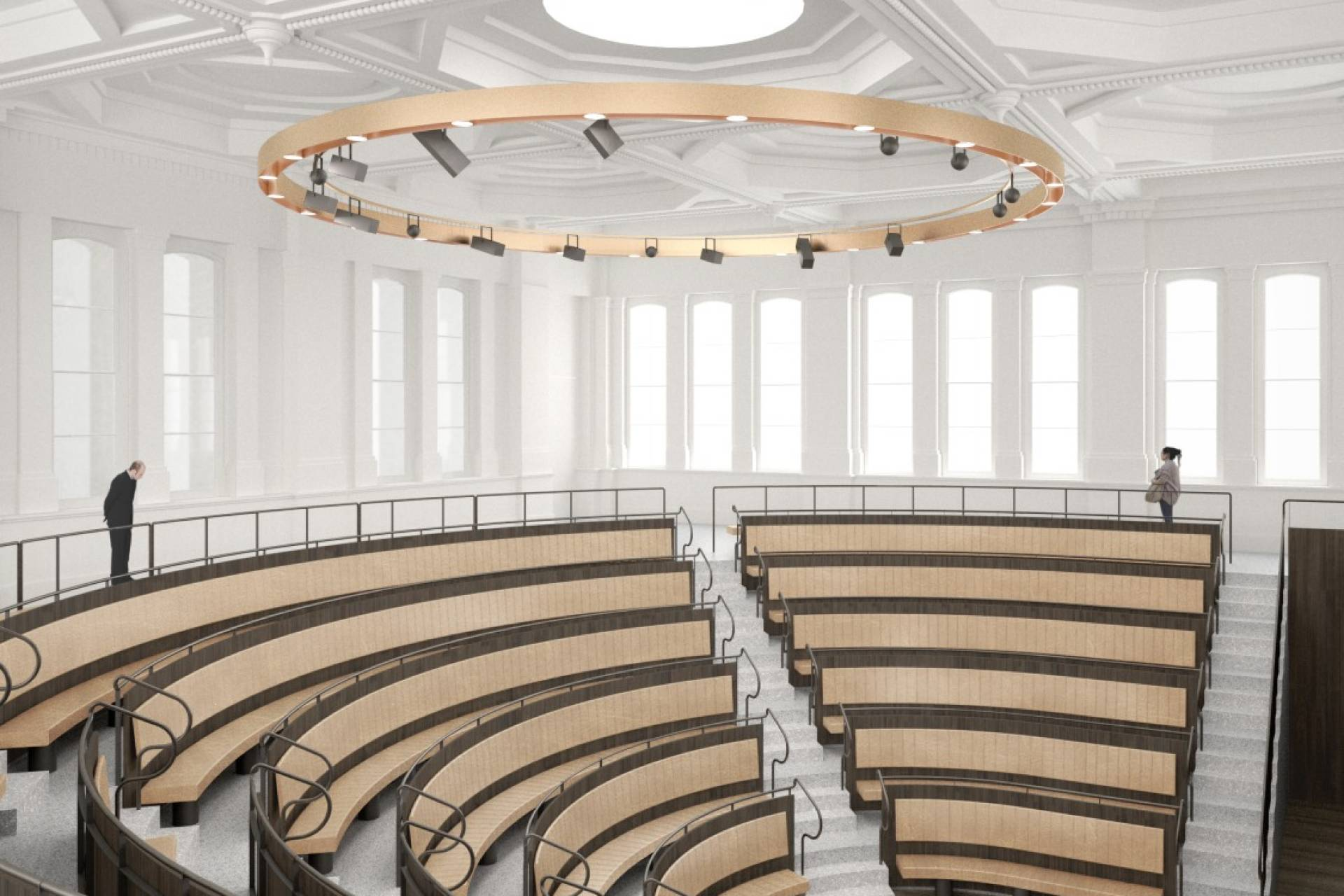 Royal Academy of Arts lecture theatre